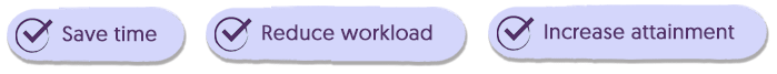 Reduce workload